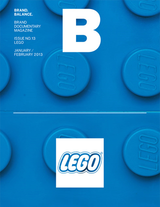 매거진B issue#13 LEGO