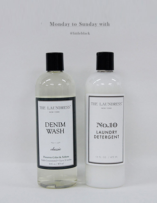 Laundress Denim wash & No.10 Laundry Detergent(데님전용세제&NO.10세탁세제)