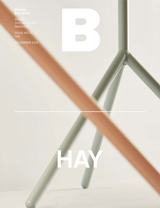 매거진 B Issue#72 HAY